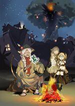 FF Legends Fireside