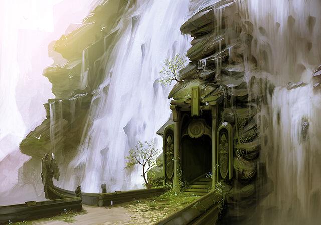 File:Fortress - Waterfall temple.jpg