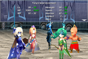 Level up poses ffiv ios