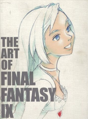 File:The Art of Final Fantasy IX Cover.jpg