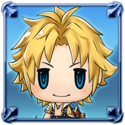 DFFNT Player Icon Tidus PFF 001