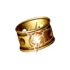 Bolt Armlet in <i><a href=
