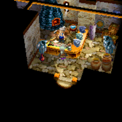 Armor shop (DS).