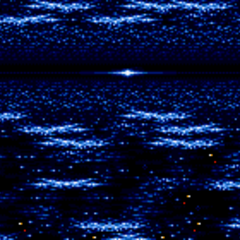 Final battle background (SNES).