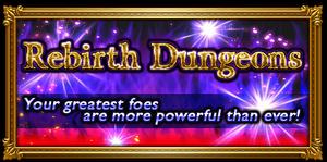 FFRK Rebirth Dungeon Banner