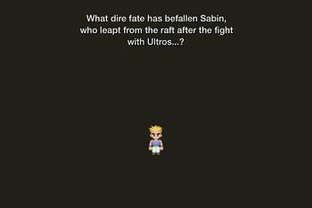 FFVI IOS Sabin's Tale