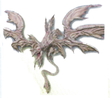 FFXIII2 enemy Deathgaze