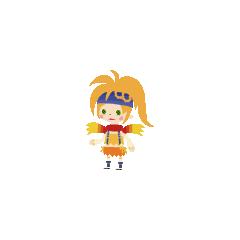 Appearance in <i>Kingdom Hearts Mobile</i>.