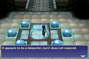 Teleporter B6 tower of babil ios
