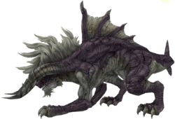 XII king behemoth render