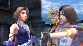 Yuna double - HD Remaster