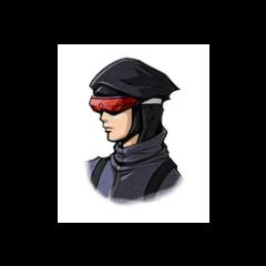 Raven soldier.