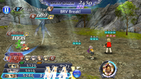 DFFOO Onion Knight BRV Attack