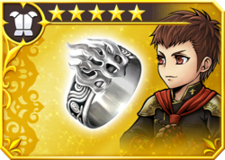 DFFOO Warrior Ring (0)