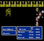 FFIII NES Break