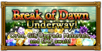 FFRK Break of Dawn Event