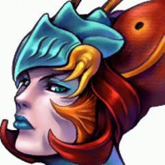 Sandy's portrait (HD).