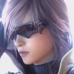 Lightning with shades in the JumpFesta announcement trailer.