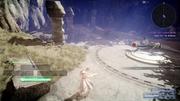 Salvation tech from FFXV x Terra Wars collab