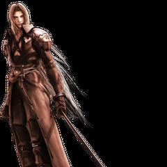 <i>Dissidia Final Fantasy</i> FMV render.