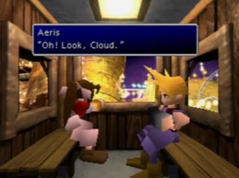 Ff7 dating