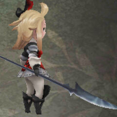 Silver Glaive in <i><a href=