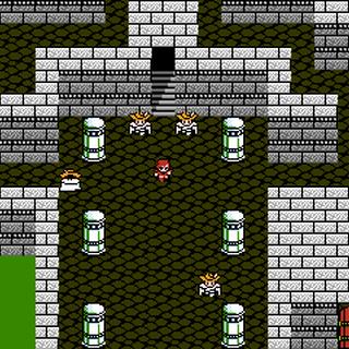 Castle Fynn (NES).