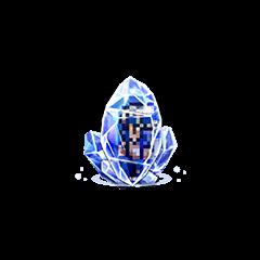 Locke's Memory Crystal II.