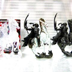 Final Fantasy Creatures Vol 2; <i>Final Fantasy VIII</i>.