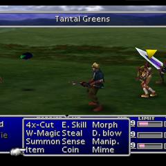 Tantal Greens in <i>Final Fantasy VII</i>.