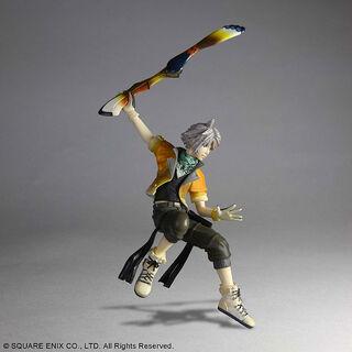Figura da <i>Final Fantasy XIII Trading Arts</i>.