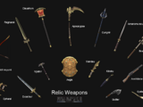 Relic Weapon (equipment)