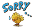 LINE Chocobo Sticker12