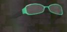 LRFFXIII Green Glasses