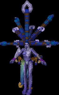 MFF Shiva Model