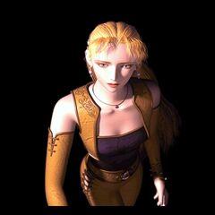 Трехмерное CG-изображение Селес из релиза Anthologies.