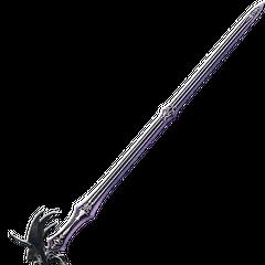 Sephiroth's Cetra Blade.