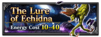 FFBE Lure of Equidna