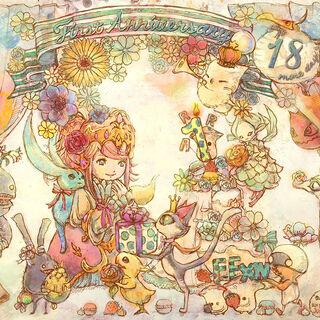 Artwork of Nanamo for <i><a href=