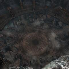 Submerged Ruins - Main Hall.
