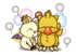 LINE Chocobo Sticker17