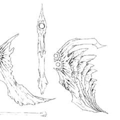 Omega's Fin artwork