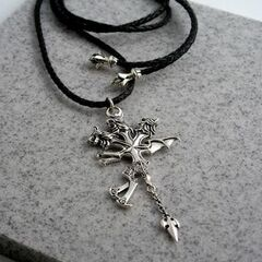 Dirge .925 silver necklace.