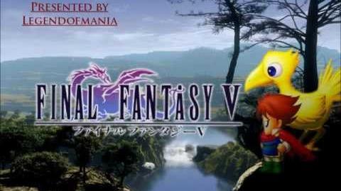 Elemental Travel 1 - Final Fantasy V Wind & Fire Anime OST 2 (HQ)