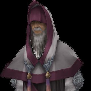 Modelo de um senador Imperial.