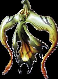 FFVIII Quetzal art