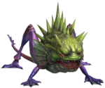 FFXIII enemy Hedge Frog