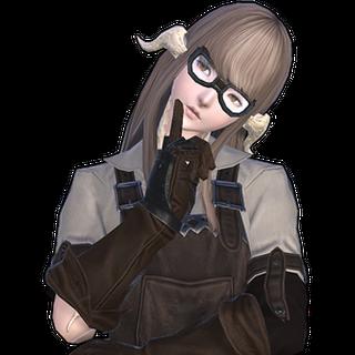 Forgefiend's Set from <i>Final Fantasy XIV: Shadowbringers</i>.