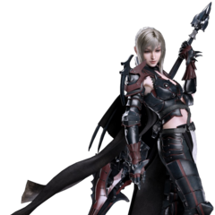 Aranea Highwind in <i><a href=