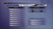 FFX Customize Menu PS3